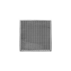 INFINITY DRAIN WD 4-2 4 X 4 INCH STRAINER-WEDGE WIRE AND 2 INCH THROAT WITH DRAIN BODY WITH 2 INCH OUTLET