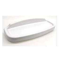 TOTO TCU753CR TANK LID FOR ST753S WITH VELCRO TAPE