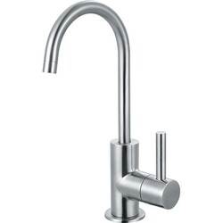 FRANKE DW13050-100 LITTLE BUTLER COLD WATER FAUCET WITH FILTRATION CANISTER AND FILTER MONITORING DEVICE