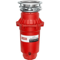 FRANKE WDJ75NC CONTINUOUS FEED 3/4 HP WASTE DISPOSER, NO CORD