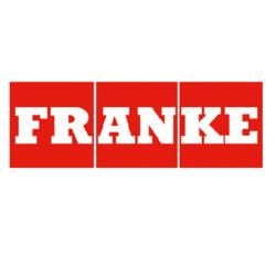 FRANKE 5-019 Y - PUSH FITTING - 3/8 X 1/4 X 1/4 INCH