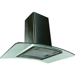 YOSEMITE MIAH36S CONTEMPORARY SERIES ISLAND HOOD WITH 600 CFM IN STAINLESS STEEL
