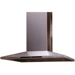 YOSEMITE MIPH36S-4H ISLAND HOOD 36 INCH 600 CFM SS IN STAINLESS STEEL