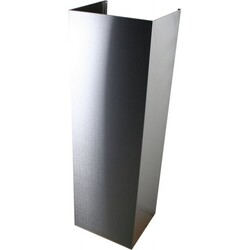 YOSEMITE MDC38CR YHD FLUE EXTENSION IN STAINLESS STEEL
