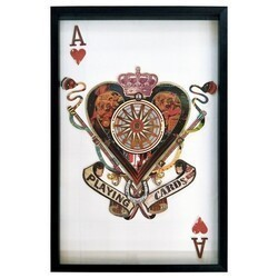 YOSEMITE 3120054 24 X 36 INCH ACE OF HEARTS
