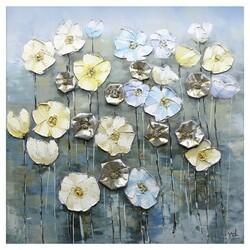 YOSEMITE 3130047 31.49 X 31.49 INCH FLOWERY FOG I