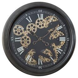 YOSEMITE 5130008 PARIS II GEAR CLOCK