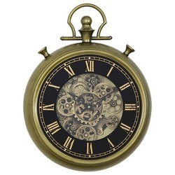 YOSEMITE 5130012 SIMPLE POCKET WATCH GEAR CLOCK