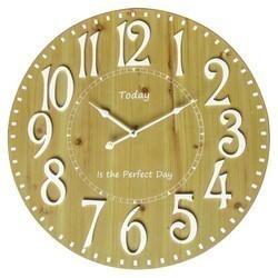 YOSEMITE 5240005 PERFECT DAY I WALL MOUNT CLOCK