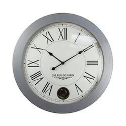 YOSEMITE CL19401137 SLEEK & SMOOTH WALL MOUNT CLOCK