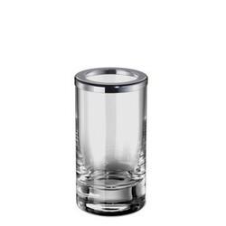WINDISCH 91062 ADDITION PLAIN PLAIN CRYSTAL GLASS TOOTHBRUSH HOLDER