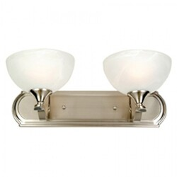 YOSEMITE 1392SN GLACIER POINT COLLECTION TWO LIGHT VANITY