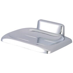 KINGSTON BRASS BA015C AMERICAN 4.21 INCH SOAP DISH IN POLISHED CHROME