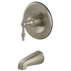 KINGSTON BRASS KB1638NLTO TUB ONLY IN BRUSHED NICKEL