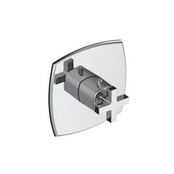 ISENBERG 240.4201 SERIE 240 3/4 INCH THERMOSTATIC VALVE WITH TRIM