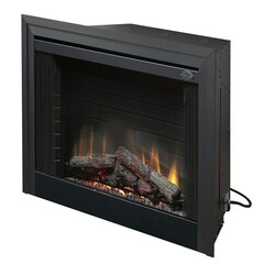 DIMPLEX BF39DXP DELUXE 38-3/4 INCH PURIFIER BUILT-IN ELECTRIC FIREPLACE