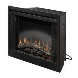 DIMPLEX BF39STP 38-3/4 INCH STANDARD BUILT-IN ELECTRIC FIREPLACE