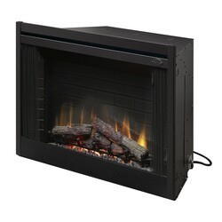 DIMPLEX BF45DXP DELUXE 44-3/4 INCH BUILT-IN ELECTRIC FIREPLACE
