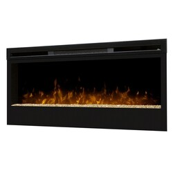 DIMPLEX BLF50 SYNERGY 50-3/8 INCH WALL MOUNT BUILT-IN ELECTRIC FIREPLACE