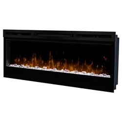 DIMPLEX BLF5051 PRISM 50-1/4 INCH WALL MOUNT BUILT-IN ELECTRIC FIREPLACE