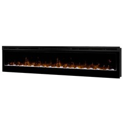 DIMPLEX BLF7451 PRISM 74-1/4 INCH WALL MOUNT BUILT-IN ELECTRIC FIREPLACE