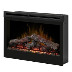 DIMPLEX DF3033ST 33 INCH WALL MOUNT BUILT-IN ELECTRIC FIREPLACE