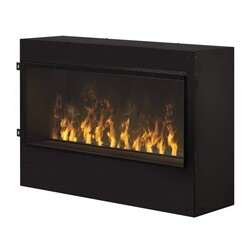 DIMPLEX GBF1000-PRO OPTI-MYST PRO 1000 46 5/8 INCH WALL MOUNT BUILT-IN ELECTRIC FIREPLACE