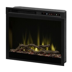 DIMPLEX DF28DWC-PRO 28 INCH FRONT MOUNT PLUG-IN ELECTRIC FIREBOX
