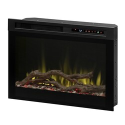DIMPLEX DF26-PRO 26 INCH FRONT MOUNT PLUG-IN ELECTRIC FIREBOX