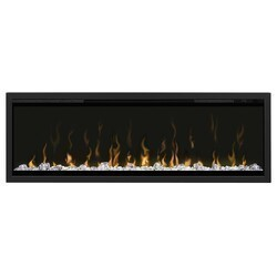 DIMPLEX XLFTRIM50 50 INCH METAL TRIM IN BLACK