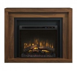 DIMPLEX DM28-1942WL ANTHONY - MANTEL IN A NATURAL WALNUT