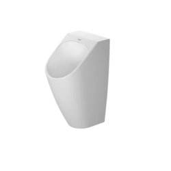 DURAVIT 281430 ME BY STARCK 11 3/4 X 14 INCH WATERLESS URINAL WITHOUT FLY