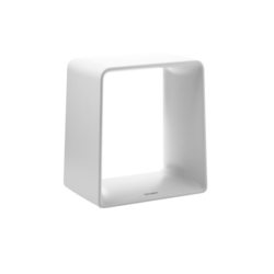 DURAVIT 791877000000000 P3 COMFORTS STOOL FOR P3 COMFORTS SHOWER TRAYS IN WHITE
