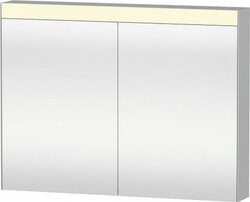 DURAVIT LM782200000 UNIVERSAL MIRRORS 39 3/4 W X 31 1/2 H INCH MIRROR CABINET WITH LIGHT