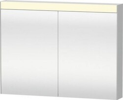 DURAVIT LM7842000006 UNIVERSAL MIRRORS 39 3/4 W X 29 7/8 H INCH MIRROR CABINET WITH LIGHT