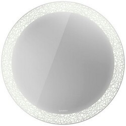 DURAVIT HP7480 HAPPY D.2 PLUS 27 1/2 H INCH MIRROR WITH LIGHTING