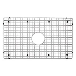 BLANCO 236714 28 INCH STAINLESS STEEL SINK GRID FOR CERENA 30 INCH SINK