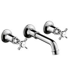 HANSGROHE 16532 AXOR MONTREUX WALL-MOUNTED WIDESPREAD FAUCET