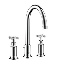 HANSGROHE 16513 AXOR MONTREUX WIDESPREAD FAUCET