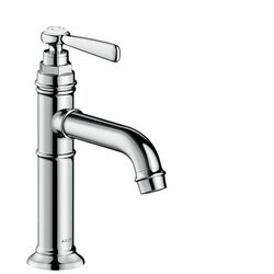 HANSGROHE 16516 AXOR MONTREUX SINGLE-HOLE FAUCET WITHOUT POP-UP, 1.2 GPM