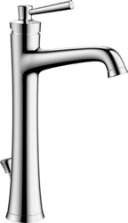 HANSGROHE 04772 JOLEENA SINGLE-HOLE FAUCET 230 WITH POP-UP DRAIN, 1.2 GPM
