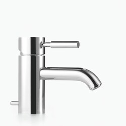 DORNBRACHT 33500625-0010 META.02 4 1/2 INCH SINGLE HOLE DECK MOUNT LAVATORY MIXER WITH DRAIN AND LEVER HANDLE