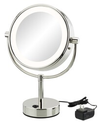 APTATIONS 745-945137L KIMBALL & YOUNG 9 INCH OPTIONAL LENS FOR NEOMODERN LED LIGHTED MIRROR IN BRUSHED BRASS