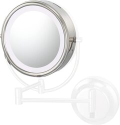 APTATIONS 745-94587L KIMBALL & YOUNG 9 INCH OPTIONAL LENS FOR NEOMODERN LED LIGHTED MIRROR IN POLISHED NICKEL