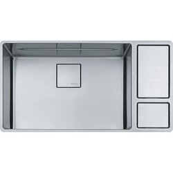 FRANKE CUX11024-W 33 INCH STAINLESS STEEL KITCHEN SINK