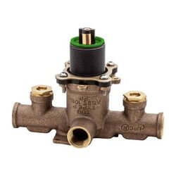 PFISTER JX8-140A 0X8 SERIES TUB AND SHOWER IP x IP ROUGH-IN VALVE WITH INTEGRAL STOPS