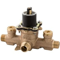 PFISTER JX8-340A 0X8 SERIES TUB AND SHOWER ROUGH-IN VALVE WITH INTEGRAL STOPS