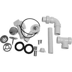 DURAVIT 790237000001000 MULTIPLE CABLE DRIVEN WASTE AND OVERFLOW FOR 700010 AKA PUB-DUR-303
