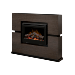 DIMPLEX DM33-1310RG LINWOOD 66 INCH MANTEL FOR FIREPLACE