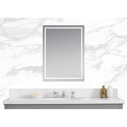 STRICTLY LED2432 24 INCH LED MIRROR WITH TOUCH SENSE